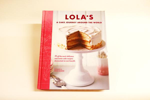 レシピ本 A CAKE JOURNEY AROUND THE WORLD
